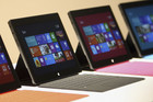 Microsoft's Surface tablets (Reuters)