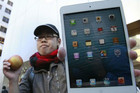 The iPad mini (Reuters)