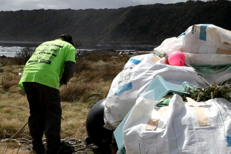 Believe it or not, Fiordland has a rubbish problem