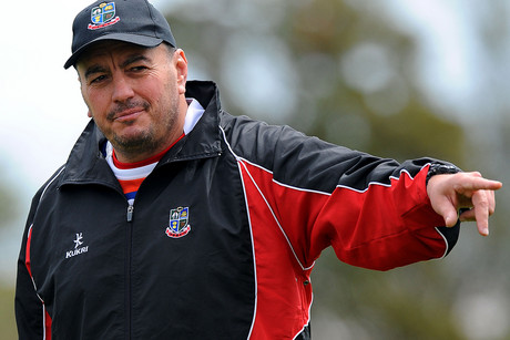 Heartland XV coach Grainger Heikell (Photosport file)
