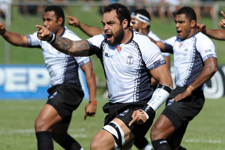 Three Fiji players (not pictured) were allegedly paid not to be available for the 2011 Rugby World Cup in New Zealand (Photosport file)