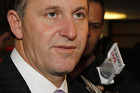 Prime Minister John Key (file)