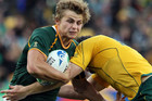 Pat Lambie has been picked ahead of Morne Steyn at first-five (Photosport file)