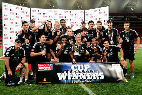 All Blacks Sevens (Photosport)