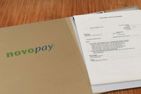 Staff received advice from Novopay, which said it had paid 92,000 people last night, including holiday pay, with the exception of about 5000 staff