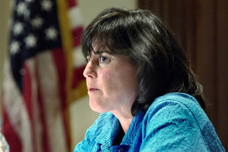 Chief US negotiator Barbara Weisel (Reuters)