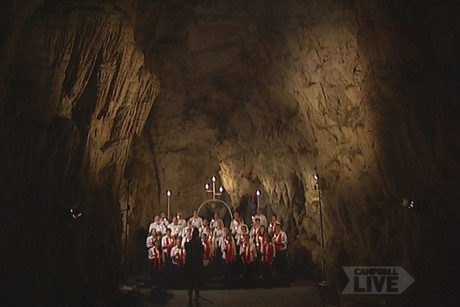The Waitomo Caves Choir