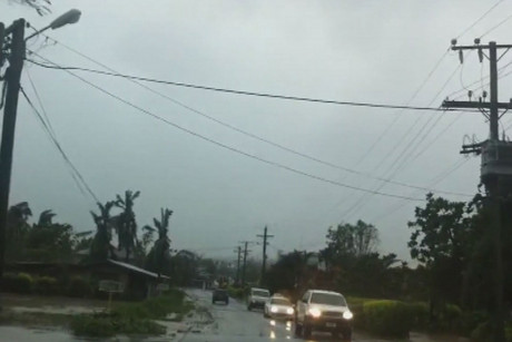 Tropical Cyclone has caused flooding and widespread damage in Samoa