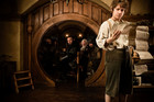 Midnight screenings of The Hobbit in North America suggest the Sir Peter Jackson's movie will be a box-office hit