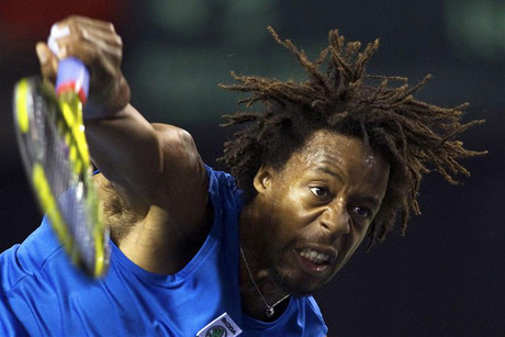 Gael Monfils (Reuters file)