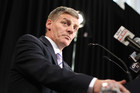 Bill English (Photo: Jared Mason/3 News)