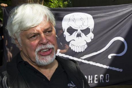 Marine conservationist and Sea Shepherd founder Paul Watson (Reuters)