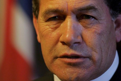 NZ First leader Winston Peters says the current term is not long enough  (file)