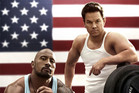 Pain & Gain poster art