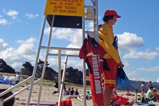 Lifeguards will be on patrol 10am-6pm on weekdays  (file)