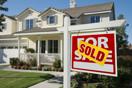 Previously occupied home sales are on track for their best year in five years
