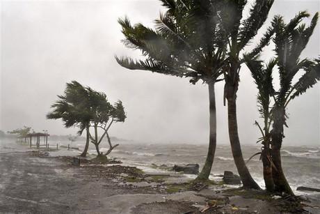Cyclone Evan cause widespread damage in Fiji (Reuters)