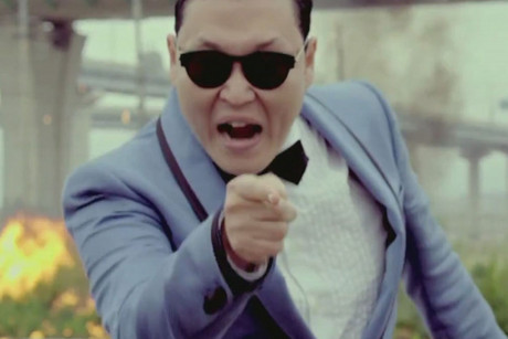 At least one man has linked South Korean rapper Psy's worldwide hit 'Gangnam Style' to the supposed end of the world