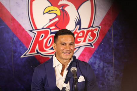 Sonny Bill Williams (AAP file)