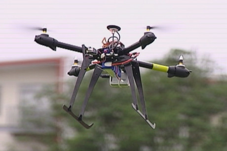 Police have already used drones twice during recent investigations