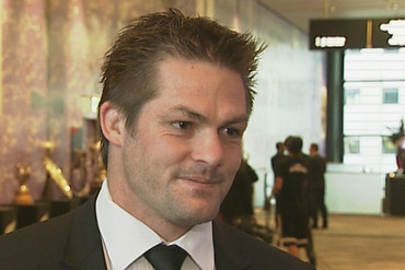 Richie McCaw looking forward to breakRichie Mccaw Abs