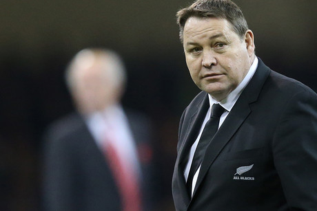 All Blacks coach Steve Hansen (Reuters file)