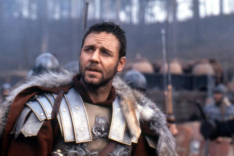 Russell Crowe in Gladiator (Reuters)