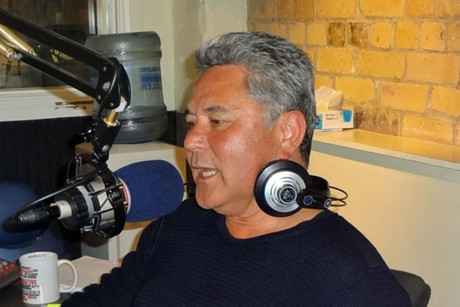 John Tamihere has been under fire for sexist statements (file)
