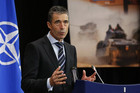 NATO Secretary-General Anders Fogh Rasmussen (Reuters)