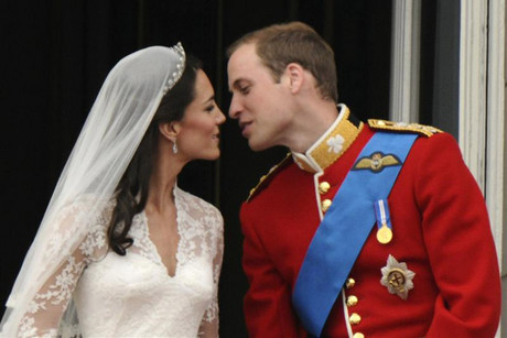 Prince William and Catherine, Duchess of Cambridge on their wedding day (Reuters file)