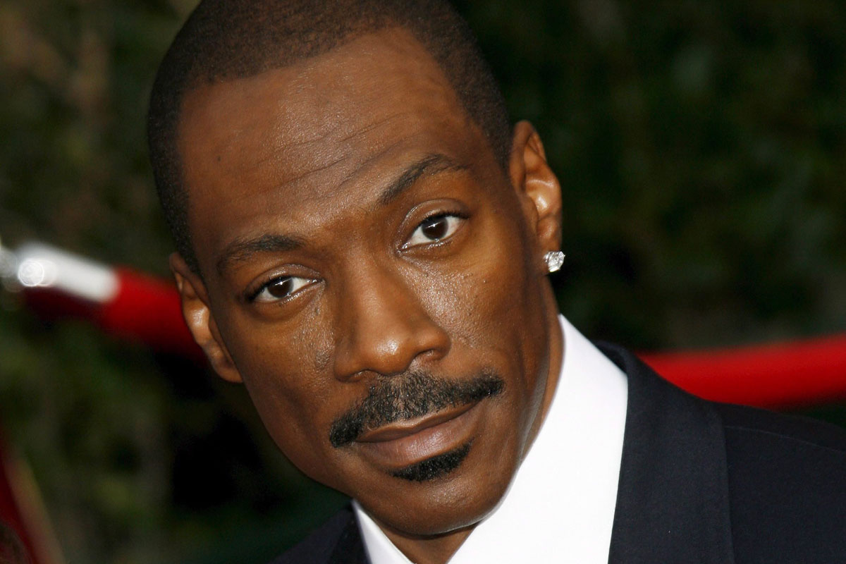 Eddie Murphy is most o...