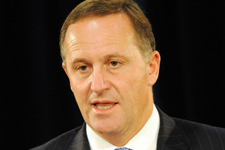 John Key (file:AAP)