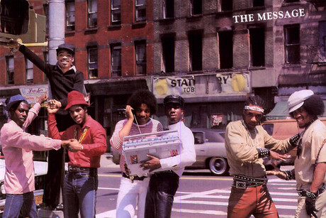 Grandmaster Flash &amp; The Furious Five