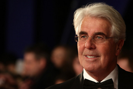 Max Clifford (AAP file)