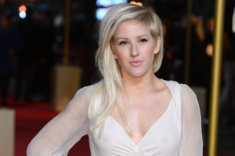 Ellie Goulding at the London premiere of Les Miserables (AAP)