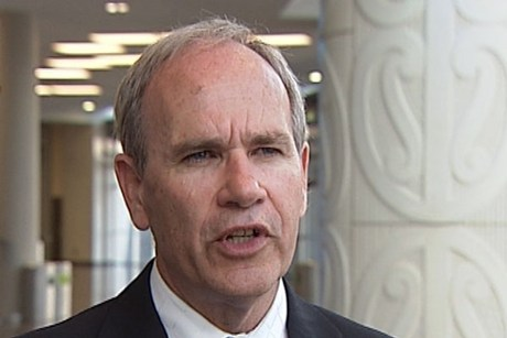 Auckland mayor Len Brown  (file)