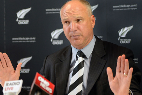 New Zealand Cricket chief executive David White (photosport)