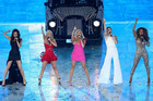 The Spice Girls at the London 2012 Olympics (AAP)