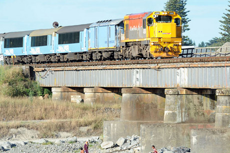 Labour MP Clare Curran is disputing Kiwirail's figures (file)