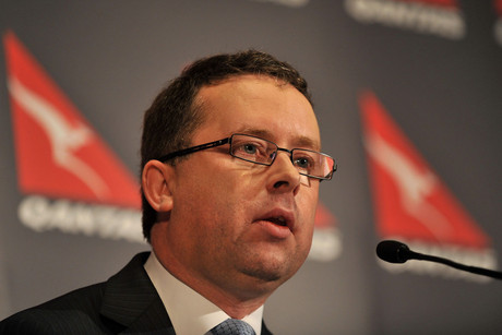 Qantas CEO Alan Joyce (AAP)