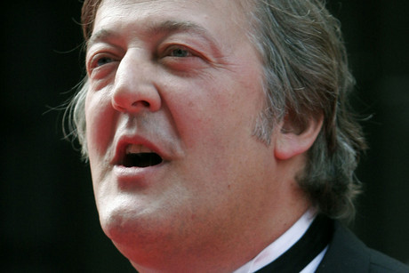 Stephen Fry - wants better internet (Reuters)