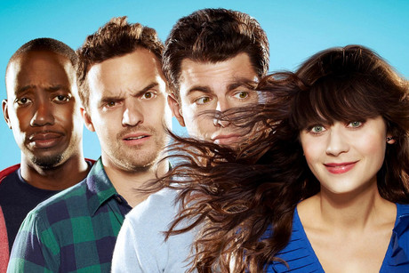 New Girl promotional image