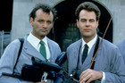 Bill Murray and Dan Akroyd in Ghostbusters