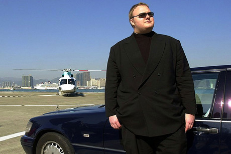 Kim Dotcom is facing internet piracy charges in the US