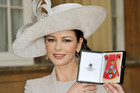 Catherine Zeta-Jones (AAP)