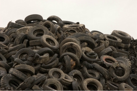 New Zealand puts 3.4 million tyres into landfills every year