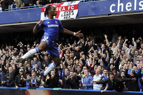 Will Didier Drogba be the difference? (Reuters file)