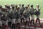 Eritrean soldiers (Reuters)