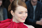 Emma Stone (AAP)