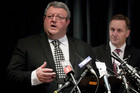 Transport Minister Gerry Brownlee announced the new framework yesterday  (file pic)